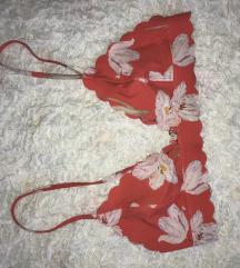 Virágos bikinifelső