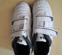 37-es Fila fehér tépőzáras cipő