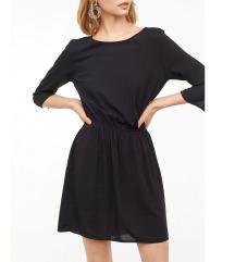 H&M kis fekete ruha