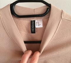 H&M púder pulóver
