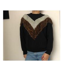 PRIMARK szőrmés pulcsi