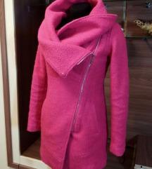 Mohito rózsaszín kabát