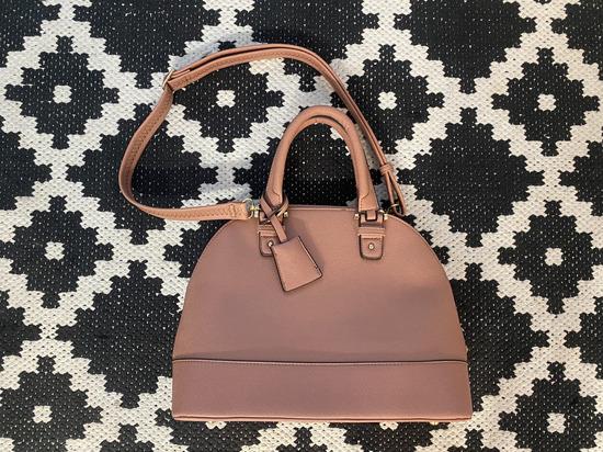 JustFab bézs táska