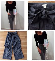 H&M vastag megkötős nadrág