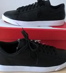 Nike női bőr cipő