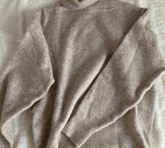 Kötött pulóver új