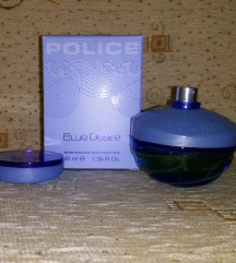 Police Blue Desire parfüm (csere is)