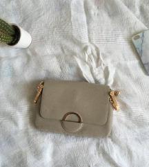 Szürke H&M táska