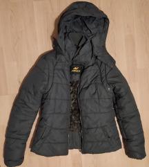 Női bundás kabát