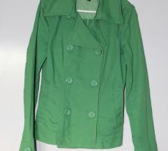 H&M zöld farmerdzseki