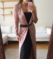 Gyönyörű rosegold kabátka ÚJ