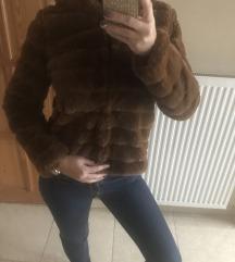 Új szőrős kabát