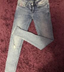 Retro Jeans farmer cimkes