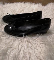 Fekete balerina cipő