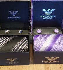 Giorgio Armani selyem nyakkendő