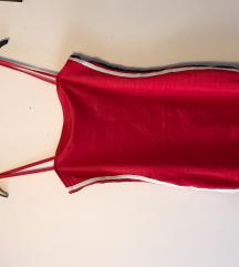 piros mini ruha♥️