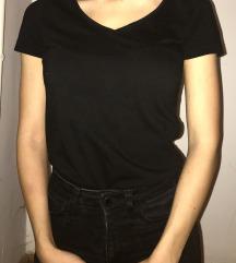Fekete basic póló