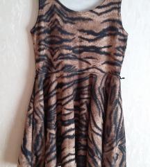 • Tigriscsíkos ruha •