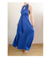 Többféleképpen köthető koszorúslány ruha