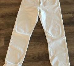 H&M skinny fit férfi fehér nadrág