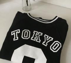 Tokió feliratú őszi pulcsi