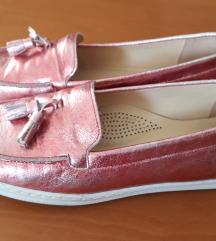 Új 39 női bőr cipő