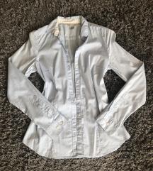 H&M világoskék karcsúsított ing