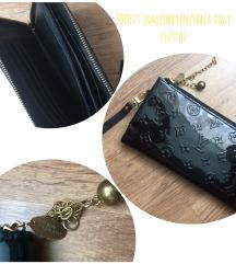 Nagyobb pénztárca/kis clutch