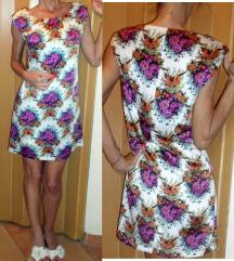 Virágos ruha XS-M💐