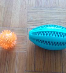 fogtisztító játék, világítós labda