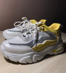 Sárga sneaker