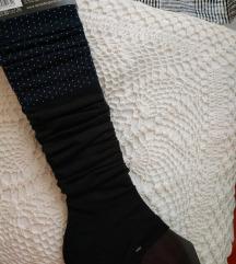 Új, lábszárvédős zokni