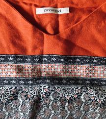 Gyönyörű mintás Promod ruha