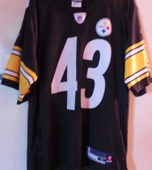 NFL Pittsburgh Steelers Troy Polamalu Mez