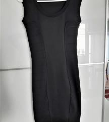 Fekete bodycorn ruha XS - S