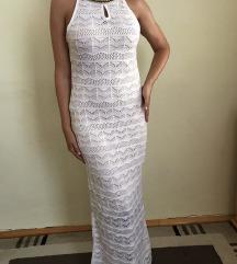 Fehér maxi ruha