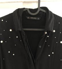 Zara gyöngyös ing
