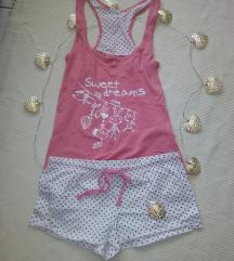 Lemila nyári pizsama szett