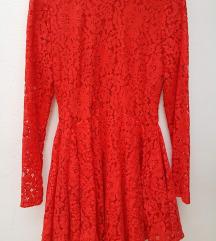 /LEÁRAZVA/ H&M gyönyörű alkalmi csipke ruha