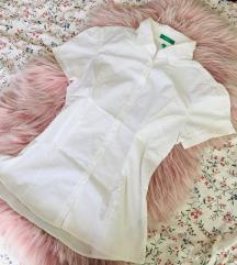 Fehér rövidujjú ing
