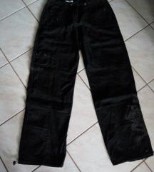C&A fekete különleges nadrág