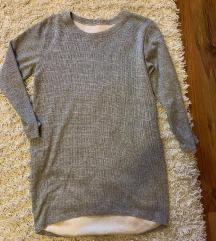 Kötött pólóruha/ruha