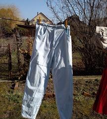 Kék tavaszi nyári vékony nadrág