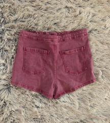 Pink rózsaszín rövidnadrág short