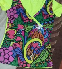 My77 mintás ruha S