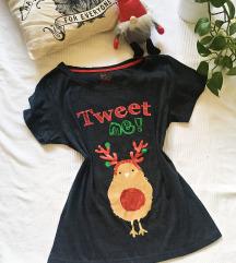 🐦 Karácsonyi madárkás felső 🐦