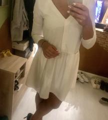 Mango fehér laza ruha