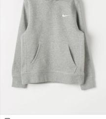Nike kapucnis pulcsi