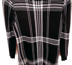 Őszi/téli kockás ruha