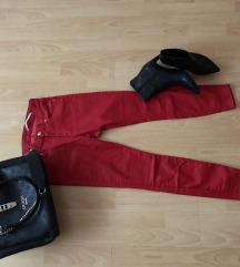 Kiárusítás ❤️❤️❤️ Zara bőrhatású nadrág